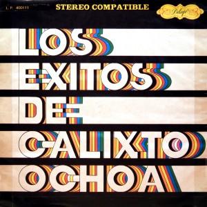 Calixto Ochoa, front