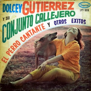 Dolcey Gutierrez, front
