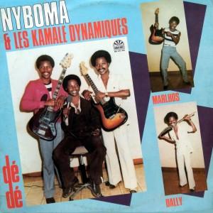 Nyboma, front