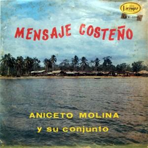 Aniceto Molina, front