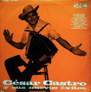 Cesar Castro, front