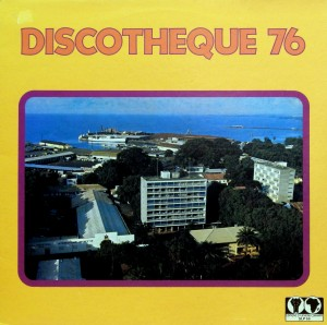 Discotheque 76, front