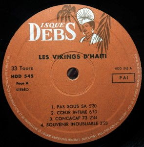 Disques Debs, label