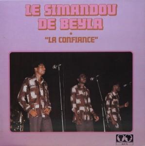 Le Simandou de Beyla, front