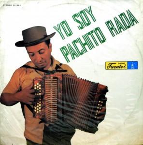 Pachito Rada, front