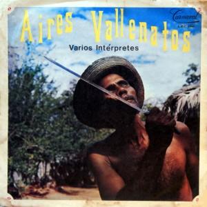 Aires Vallenatos, front