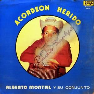 Alberto Montiel, front