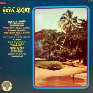 Beya Moke, front