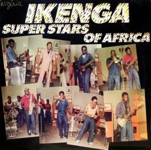 Ikenga, front