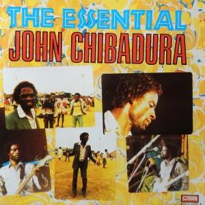 John Chibadura, front