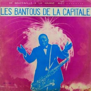 Les Bantous, front