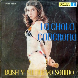 Bush, front