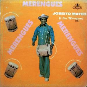 Joseito Mateo, front