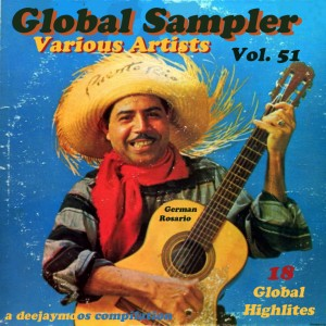Global Sampler vol. 51, front