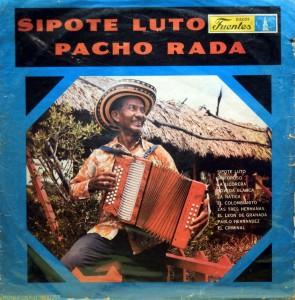 Pacho Rada, front