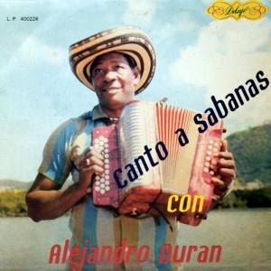 Alejandro Duran, front