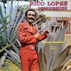Rico Lopez, front
