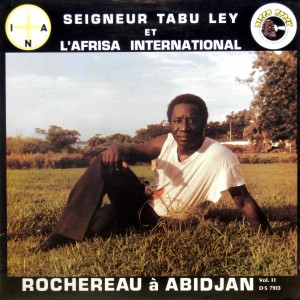 Rochereau a Abidjan, front