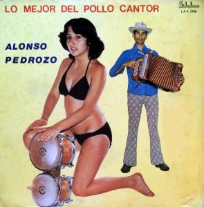 Alonso Pedrozo, voorkant