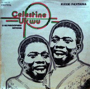 Celestine Ukwu, voorkant
