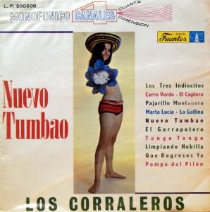 Corraleros, voorkant