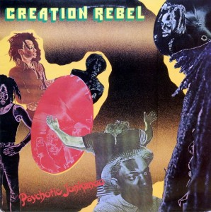 Creation Rebel, voorkant