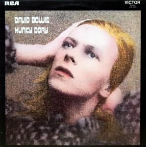 David Bowie, voorkant