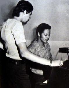 Felix Morales, piano