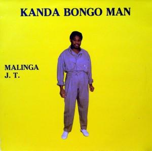 Kanda Bongo Man, voorkant