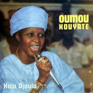 Oumou Kouyate, voorkant