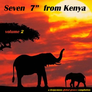 Seven 7 inches from Kenya, voorkant