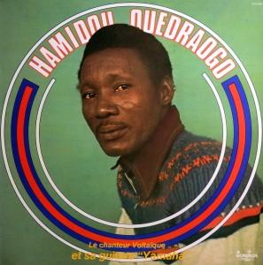 Hamidou Ouedraogo, voorkant