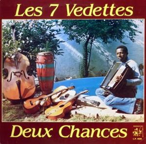 Les 7 Vedettes, voorkant