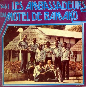 Les Ambassadeurs, voorkant
