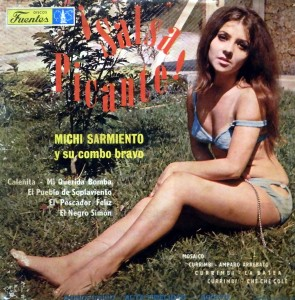 Michi Sarmiento, voorkant