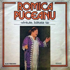 Romica Puceanu, voorkant