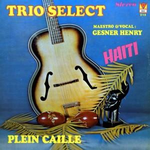 Trio Select, voorkant