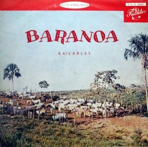 Baranoa, voorkant