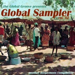 Global Sampler vol. 52, voorkant