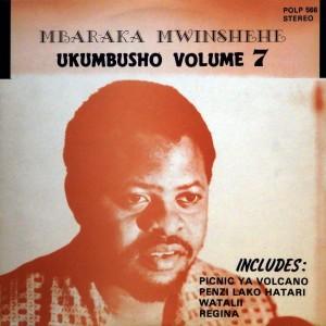 Mbaraka Mwinshehe, voorkant