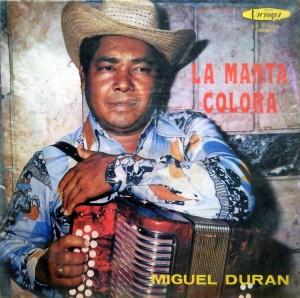 Miguel Duran, voorkant