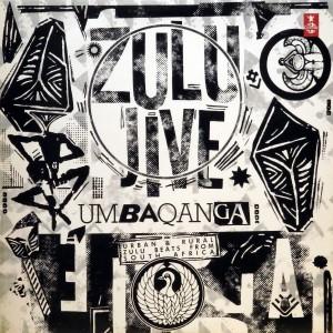 Zulu Jive, voorkant