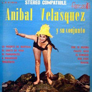 Anibal Velásquez, voorkant