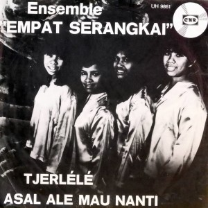 Ensemble Empat Serangkai, voorkant