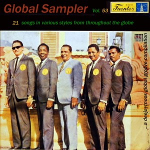 Global Sampler vol. 53 voorkant