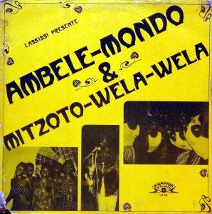 Ambele Mondo, voorkant