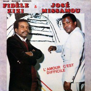 José Missamou & Fidèle Zizi, voorkant