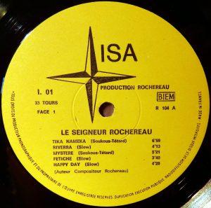 Rochereau, label