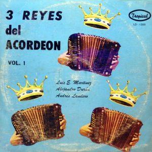 3 Reyes, voorkant