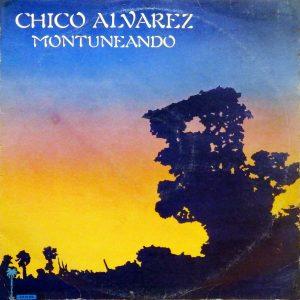 Chico Alvarez, voorkant